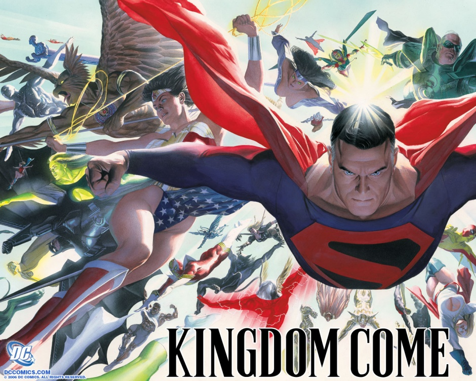 Kingdom Come de Alex Ross