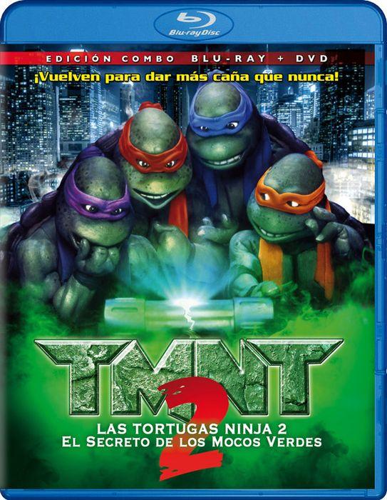 Las Tortugas Ninja 2 El secreto de los mocos verdes