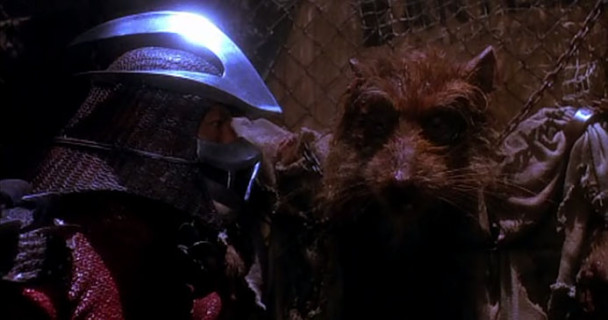 Maestro Triturador y Splinter