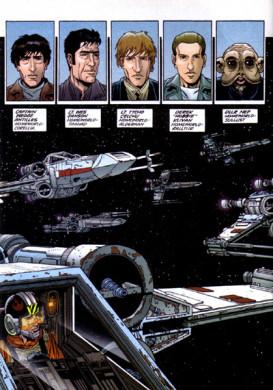Star Wars Ala X Escuadrón Rebelde