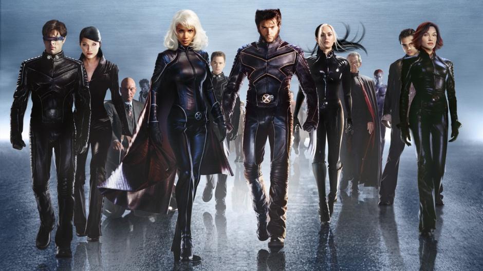 Reparto de X-Men (2000)