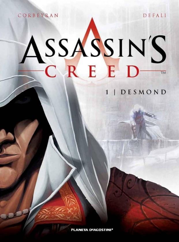 Assassin´s Creed 1: Desmond