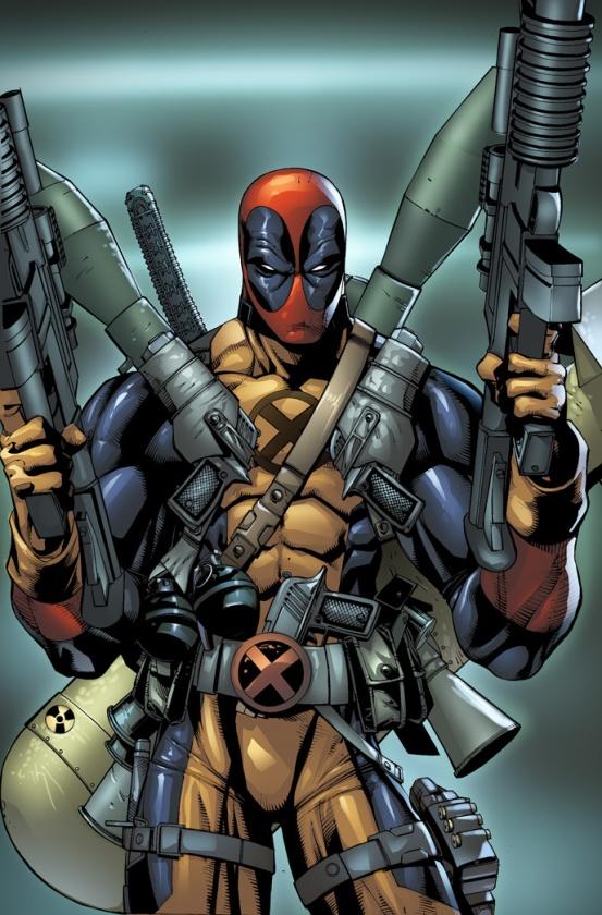 La versión fílmica de Deadpool avanza