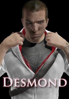 El chico de la semana: Desmond Miles