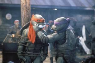 Raphael y Donatello