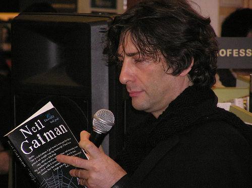 Nei Gaiman autor de The Sandman