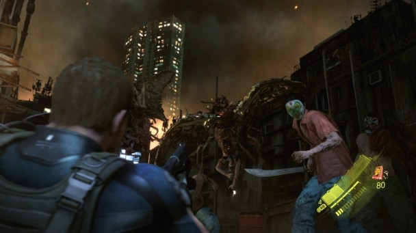 Análisis de Resident Evil 6
