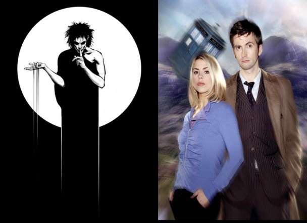 The Sandman Doctor Who