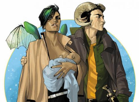 Saga, de Vaughan y Staples