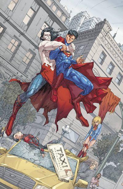 Portada de Superman #14