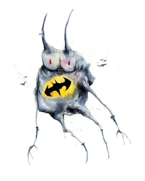 Batman bicho