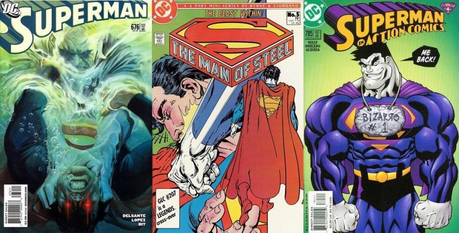 Bizarro en publicaciones de DC Comics