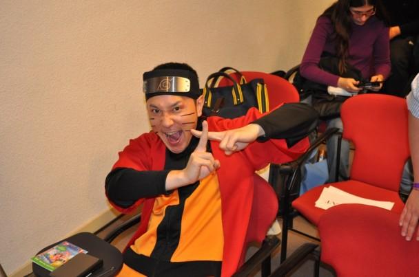 Hiroshi Matsuyama posando para La Casa de EL