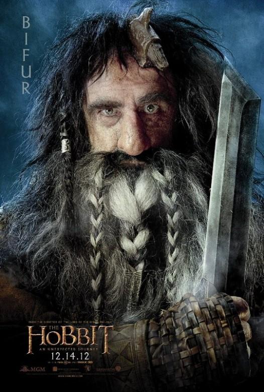 El Hobbit Bifur