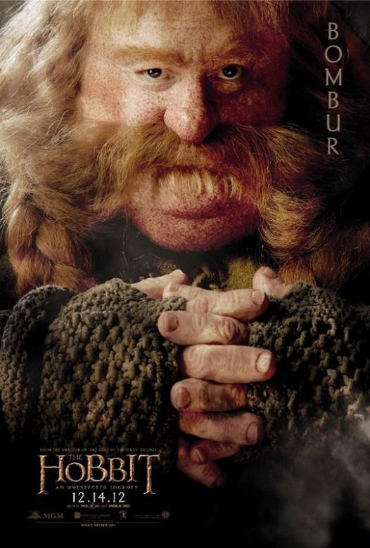 El Hobbit Bombur