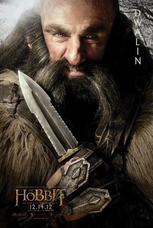 El Hobbit Dwalin