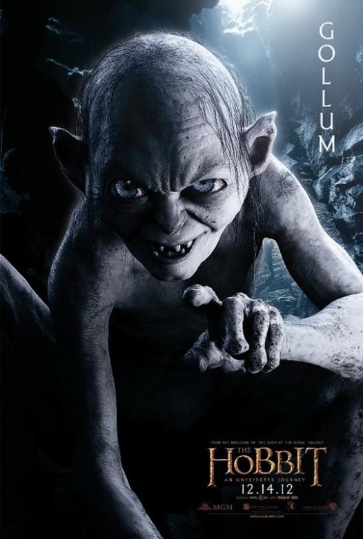El Hobbit Gollum
