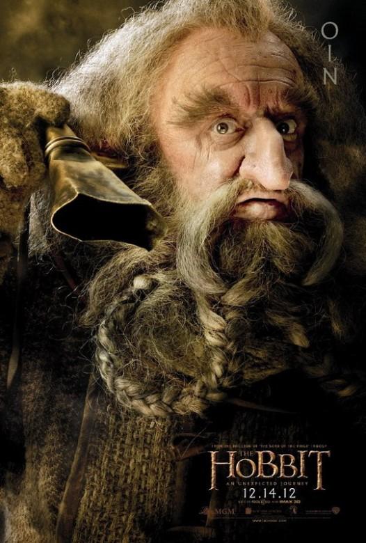 El Hobbit Oin