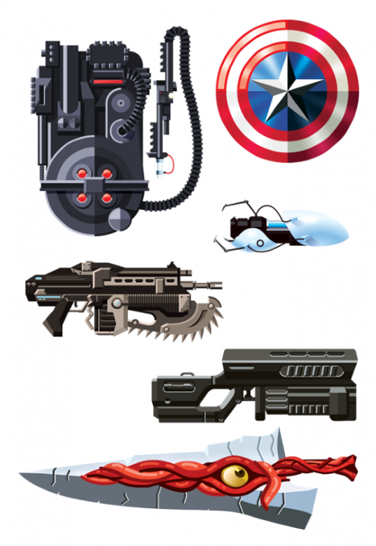 Famous20Weapons
