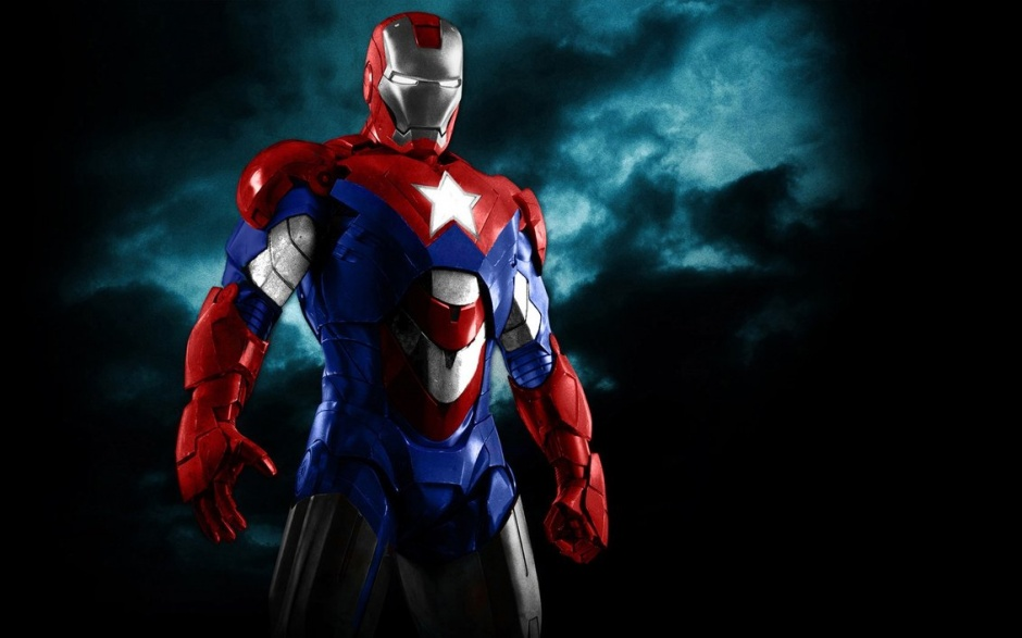El Chico de la Semana: Iron Patriot