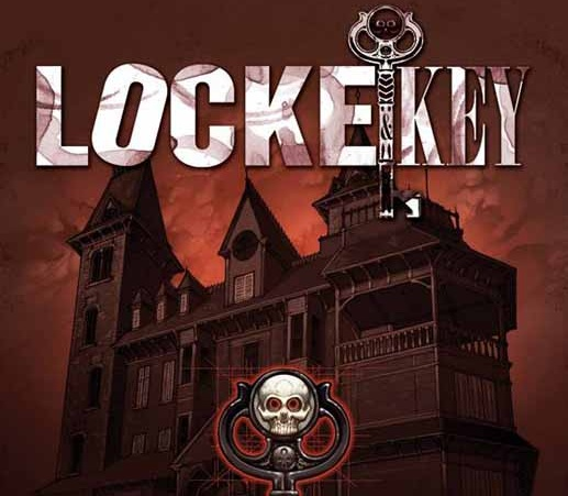 Portada Locke and Key