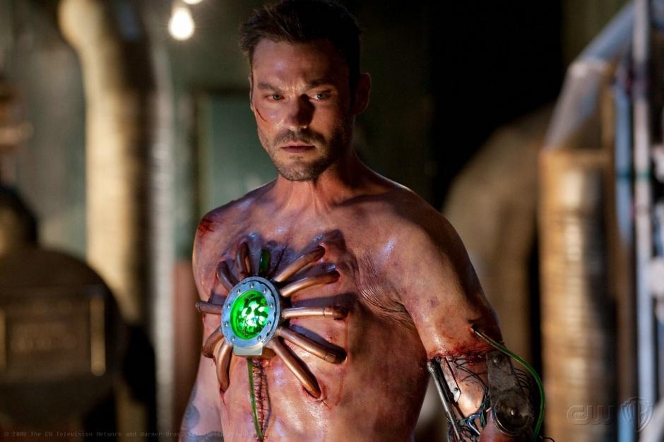 Metallo (John Corben) en 'Smallville'