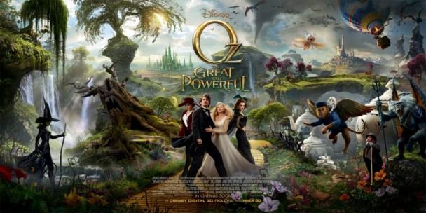 Oz un mundo de fantasía