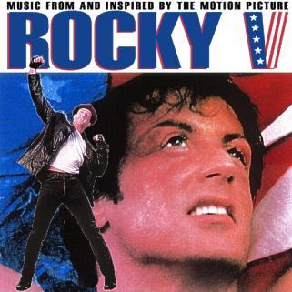 Rocky V portada