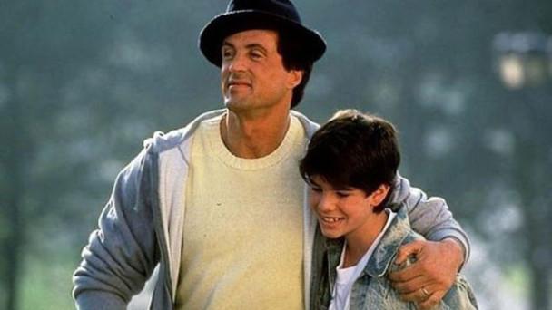Rocky y Robert Balboa