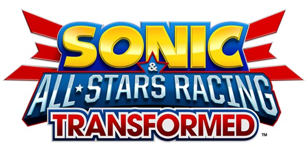 Sonic All Stars Racing Transformed logo