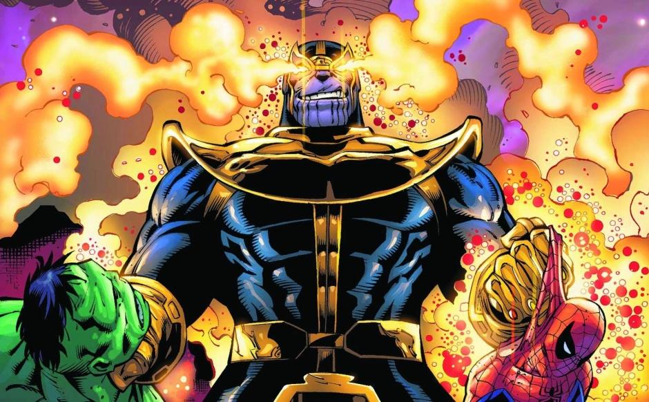 El Chico de la Semana: Thanos