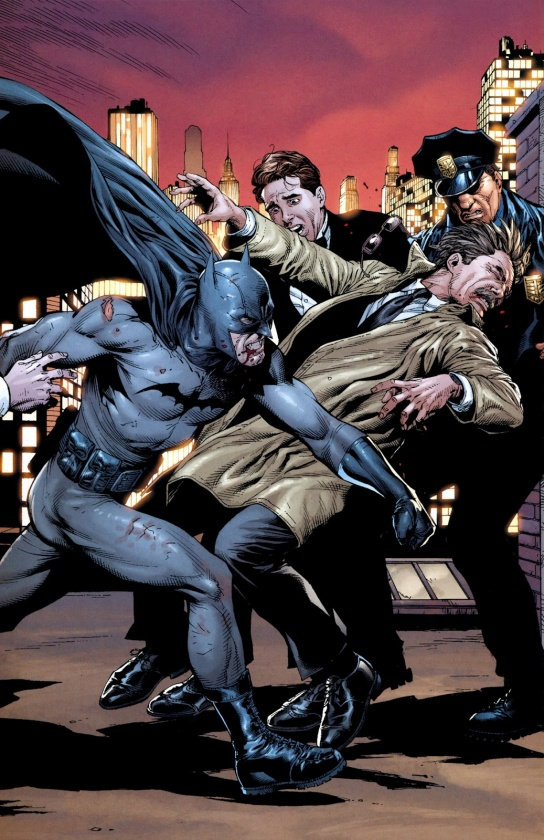 Batman: Tierra Uno