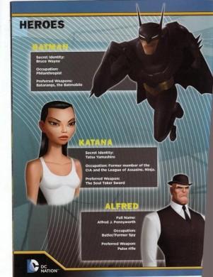 beware batman