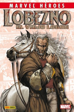 "Portada ""Lobezno: El viejo Logan"""