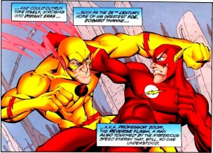 Flash y el Flash Reverso
