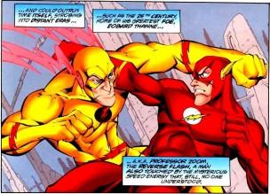 Flash y el Flash Reverso