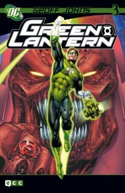 Green Lantern de Geoff Johns - Volumen 3