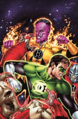 Green Lantern de Geoff Johns - Volumen 3