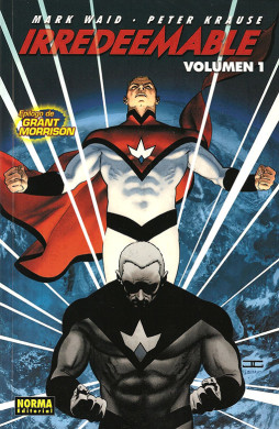 "Portada ""Irredeemable"""