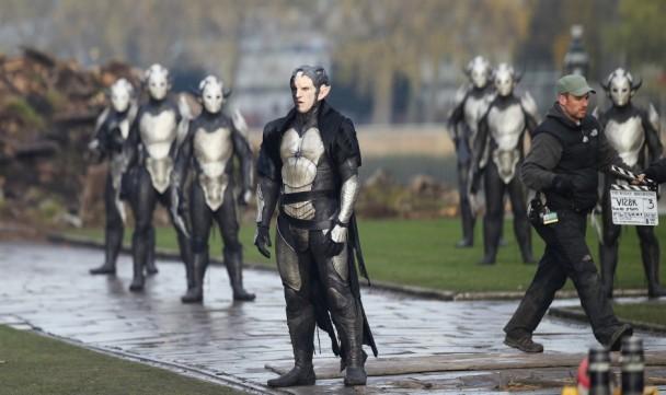 Malekith y su ejército