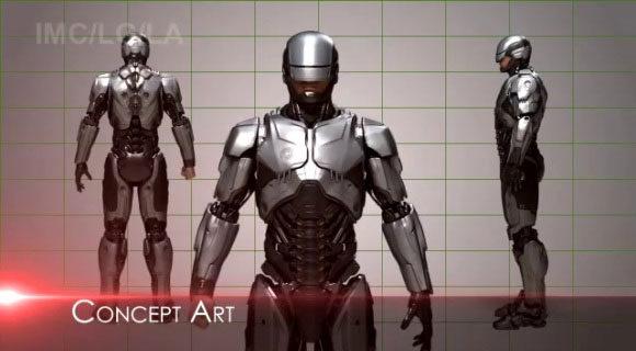 Diseño de Robocop