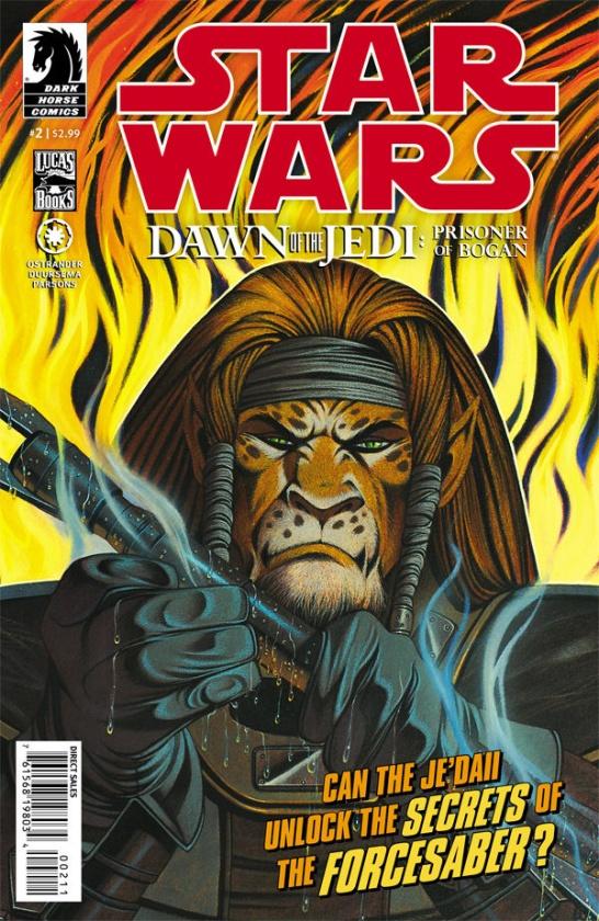 Star Wars: Dawn of the Jedi - 2