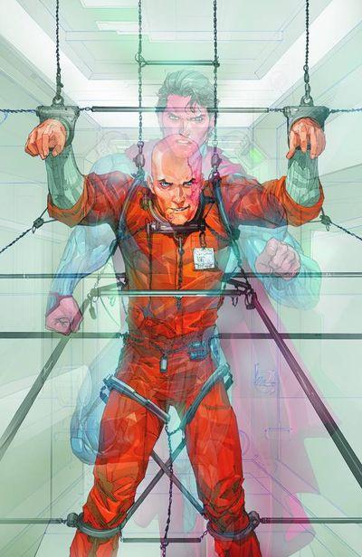Portada de Superman #15