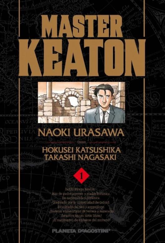 Master Keaton 1, por Planeta DeAgostini