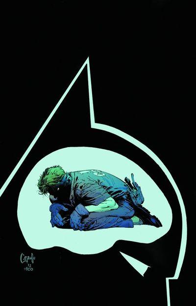 Portada de Batman #15