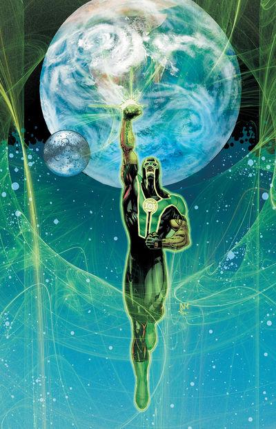 Portada de Green Lantern #15