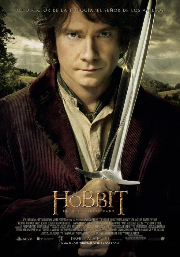 Cartel de El Hobbit