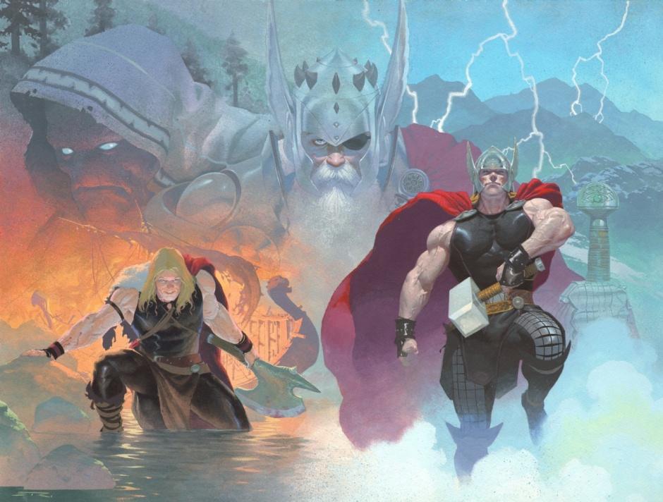 Los 3 Thor