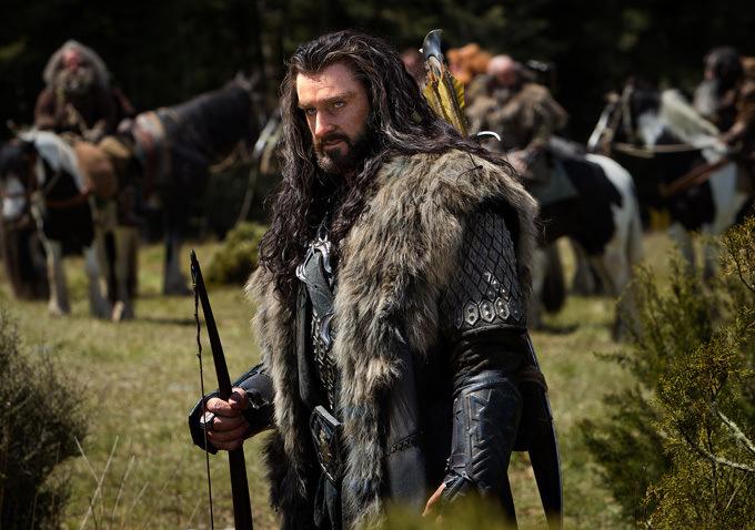 Thorin, hijo de Thráin, hijo de Thrór, rey de los enanos