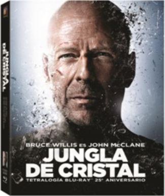 """Colección """"Jungla de Cristal"""""""